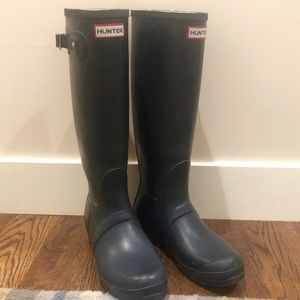 Hunter Rain Boots tall